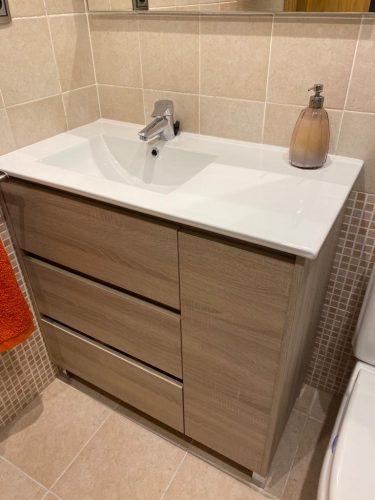 Baños nuevos….